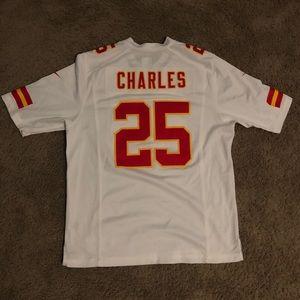 Nike Kansas City Chiefs Jersey KC Jamaal Charles